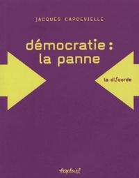 Galabria.be Démocratie - La panne Image