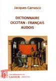 Jacques Carrasco - Dictionnaire occitan-français audois.