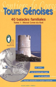 Ucareoutplacement.be Tours génoises. Tome 1, Littoral Corse-du-Sud Image
