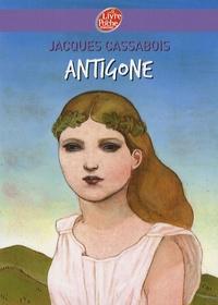 Jacques Cassabois - Antigone.