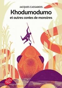 Livre en téléchargement pdf Khodumodumo et autres contes de monstres