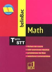Jacques Chadenas - Math Terminale STT.