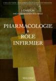 Jacques Chaléon - Pharmacologie & rôle infirmier.