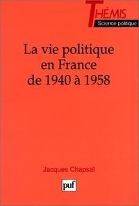 La vie politique en France - De 1940 à 1958.pdf
