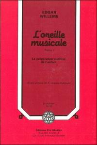 Jacques Chapuis - L'Oreille musicale.