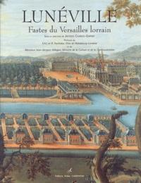 Jacques Charles-Gaffiot - Lunéville - Fastes du Versailles lorrain.