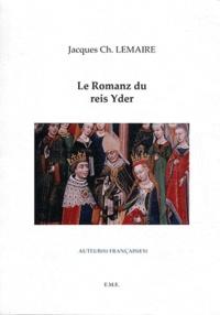 Goodtastepolice.fr Le Romanz du reis Yder Image