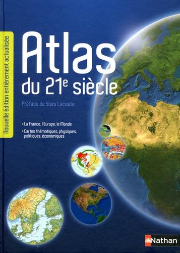 Jacques Charlier - Atlas du 21e siècle.