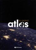 Jacques Charlier et Danielle Charlier-Vanderschraege - Le grand atlas - De la 1re à la 6e secondaire.