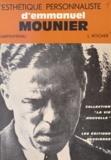 Jacques Charpentreau et Louis Rocher - L'esthétique personnaliste d'Emmanuel Mounier.