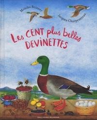 Jacques Charpentreau et Monika Beisner - Les cent plus belles devinettes.