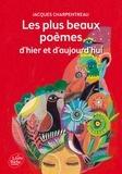 Jacques Charpentreau - Les plus beaux poèmes d'hier et d'aujourd'hui - Le florilège de Fleurs d'encre.