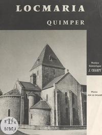 Jacques Charpy et Jos Le Doaré - Locmaria - Quimper.