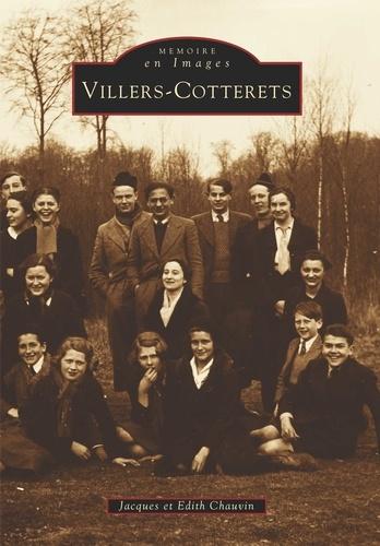 Jacques Chauvin et Edith Chauvin - Villers-Cotterets.