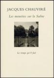 Jacques Chauviré - Les mouettes sur la Saône.
