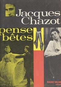 Jacques Chazot et René Gruau - Pense-bêtes.