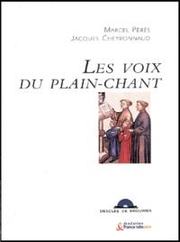 Jacques Cheyronnaud et Marcel Pérès - .