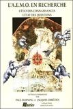 Jacques Chrétien - L'AEMO en recherche - L'état des connaissances, l'état des questions.