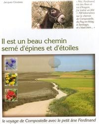Jacques Clouteau - Il est un beau chemin semé d'épines et d'étoiles.