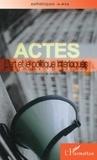 Jacques Cohen et Germain Roesz - L'art et le politique interloqués.