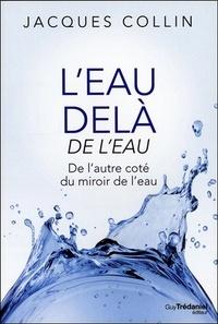Jacques Collin - L'eau-delà de l'eau - De l'autre côté du miroir de l'eau.