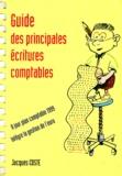 Jacques Coste - Guide des principales écritures comptables - Edition 2001.