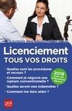 Jacques Coudert et Catherine Doleux - Licenciement - Tous vos droits.