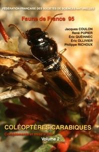 Coléoptères carabiques - Compléments et mise à jour Volume 2, Harpalidae, Brachinidae, bibliographie, catalogue, index.pdf