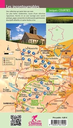 Jacques Courties - Versailles, Chevreuse, Rambouillet.