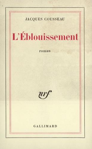 Jacques Cousseau - L'éblouissement.