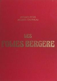 Jacques Crépineau et Jacques Pessis - Les Folies Bergère.