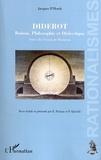 Jacques d' Hondt - Diderot - Raison, philosophie et dialectique suivi du Neveu de Rameau (édition de 1863).