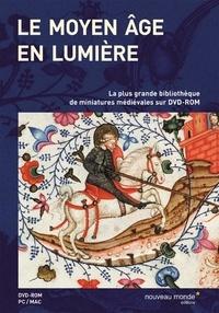 Jacques Dalarun - Moyen âge en lumière dvd - Miniatures médiévales des bibliothèques de France.