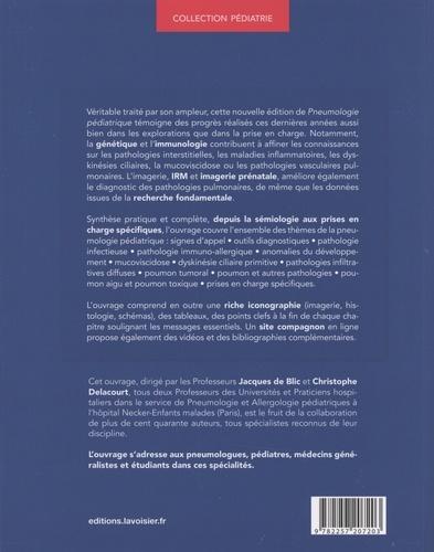 Pneumologie pédiatrique 2e édition