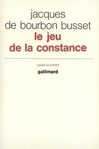 Jacques de Bourbon Busset - .