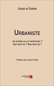 Jacques de Courson - Urbaniste.