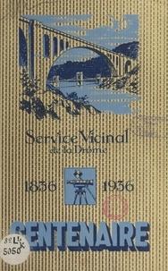 Jacques de Font-Réaulx et Albert Jarrin - Commémoration du centenaire de la vicinalité, 8 novembre 1936.