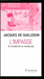 Jacques de Guillebon - L'impasse du mariage laïc au mariage gay.