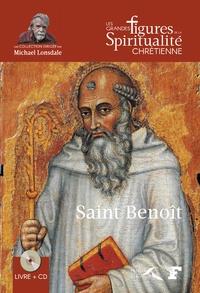 Jacques de Guillebon - Saint Benoît (vers 480-vers 543). 1 CD audio