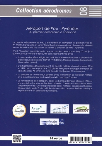 Pau-Pyrénées. Aérodrome historique