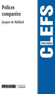 Jacques de Maillard - Polices comparées.