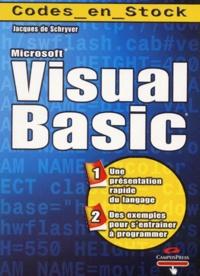 Jacques de Schryver - Visual Basic.