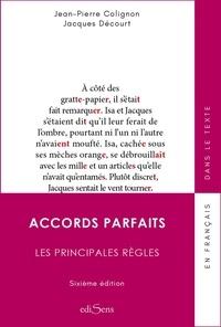 Jacques Decourt et Jean-Pierre Colignon - Accords parfaits.