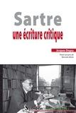 Jacques Deguy - Sartre - Une écriture critique.