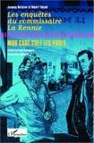 Jacques Delatour - Les enquêtes du commissaire La Rennie - Mon curé chez les profs.