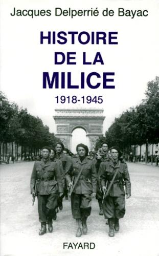 Jacques Delperrié de Bayac - .