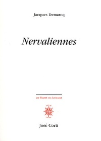 Jacques Demarcq - Nervaliennes.