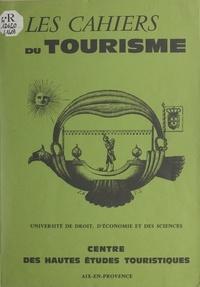 Jacques Demers et  Université de droit, d'économi - Libre-échange et tourisme.