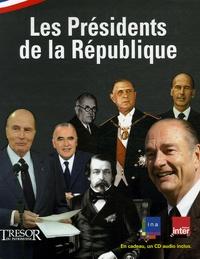 Jacques Demougin - Les Présidents de la République. 1 CD audio