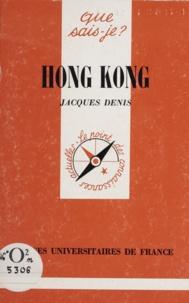Jacques Denis - Hong-Kong.